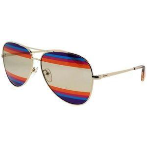 SALVATORE FERRAGAMO SF172S-713-60  Sunglasses